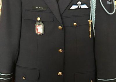Uniform Luitenant Generaal van Duren